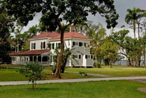 Home of Thomas Edison in Ft. Myers